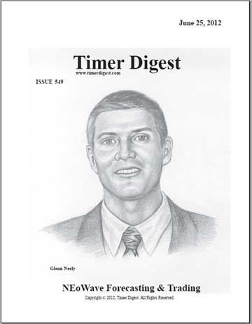 Timer Digest Cover