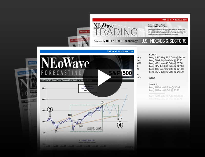 Watch Elliott Wave Theory Video